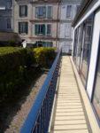 Nouveauté 2020 : balcon plein sud à l'abri du vent