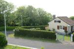 La villa située à l'angle des rues d'Yauville et des Iris