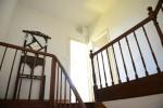 l'escalier au 2ème étage